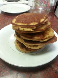The famous Mesaieed pancakes